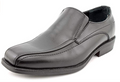 Alfani Men's Ascher Black Slip-On Loafer Size 10