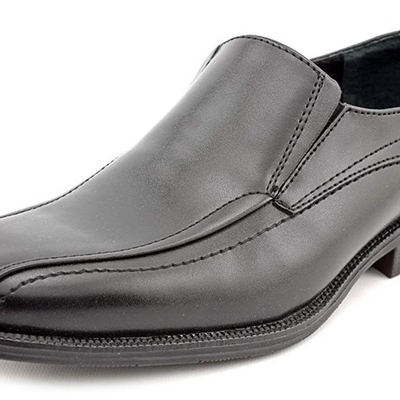 Alfani Men's Ascher Black Slip-On Loafer Size 10 - VendaStores