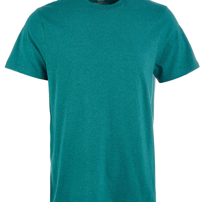 Alfani Men's Cotton Heathered Undershirt in Green Sizes: Md, LG, XL - VendaStores