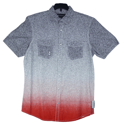 INC S/S COLTON DIP DYE BRIGHT RED - VendaStores