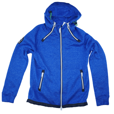 Superdry Storm Men's Double Zip Hoodie - VendaStores