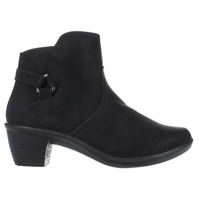 Easy Street Dawnta Side Zip Ankle Boots - VendaStores