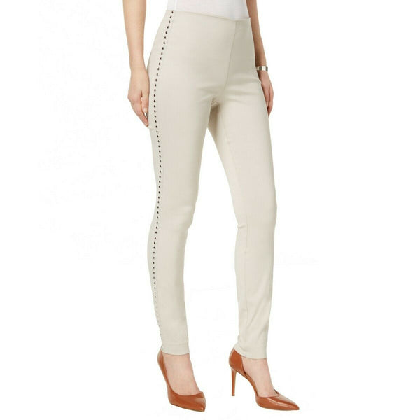 INC Women's Studded Curvy Skinny Pants - VendaStores