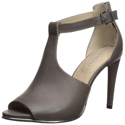 Kenneth Cole New York Brylie T-Strap Dress Sandal Heeled - VendaStores