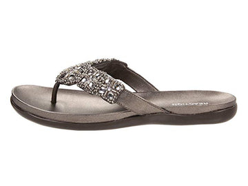 Kenneth Cole REACTION Glam-Athon Flat Sandals