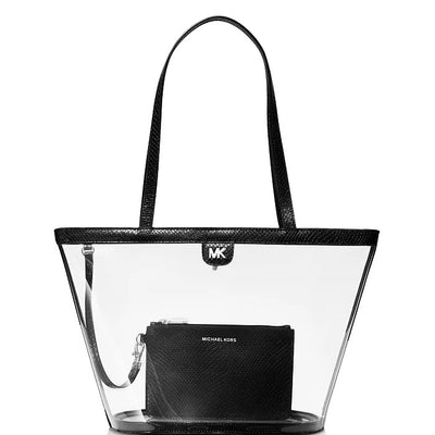 Rita Medium Clear Bucket Tote Bag by MICHAEL Michael Kors - VendaStores