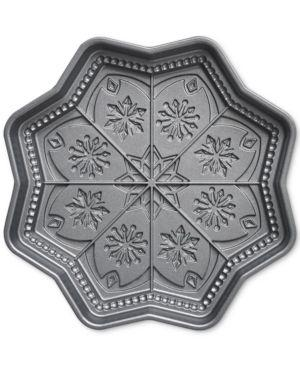 Martha Stewart Collection Snowflake Pan - VendaStores