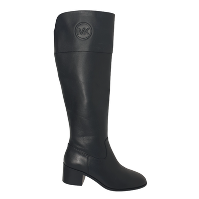 Michael Kors Womens Color Black, Size 5.5, Dylyn Tall Boots,  MSRP $315 - VendaStores