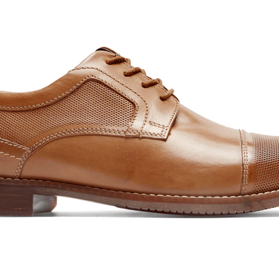 Rockport Style Purpose Cap Toe Blucher - VendaStores