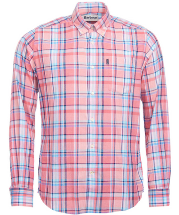 Barbour Lifestyle Collection Men's Oxford Check Shirt