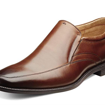Florsheim Men's Forum Moc Toe Slip On - VendaStores