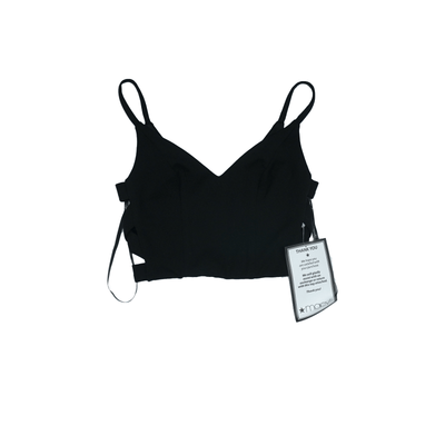 Speechless Juniors' Side-Cut Out Bra - VendaStores