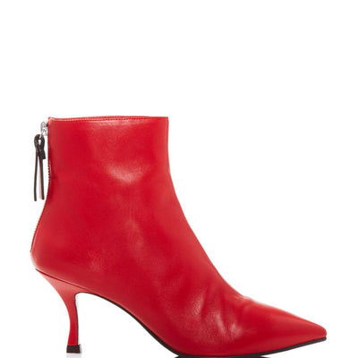 Stuart Weitzman Red Juniper 70 Booties - VendaStores