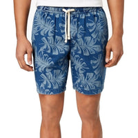 Tommy Hilfiger Feather-Print Short - Size 38 - VendaStores