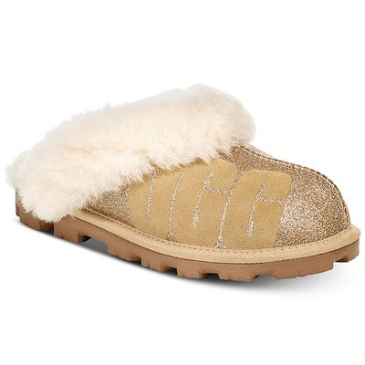 UGG Women's Coquette Sparkle Slippers - VendaStores