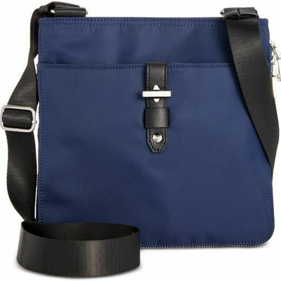 NC Alisa Nylon Crossbody Shoulder Bag in Blue - VendaStores