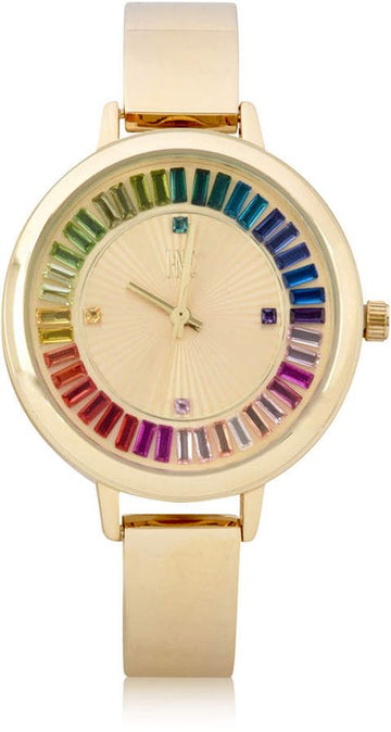 I.N.C. Women's Bangle Bracelet Watch 36mm