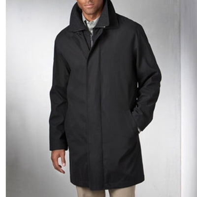 Ralph Lauren Edgar Classic Fit Raincoat with Removable Lining - VendaStores