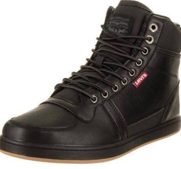 Levi's Stanton Burnish Men's Sneakers in Black