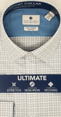 Ryan Seacrest Men's Ultimate Slim-Fit Dress Shirt