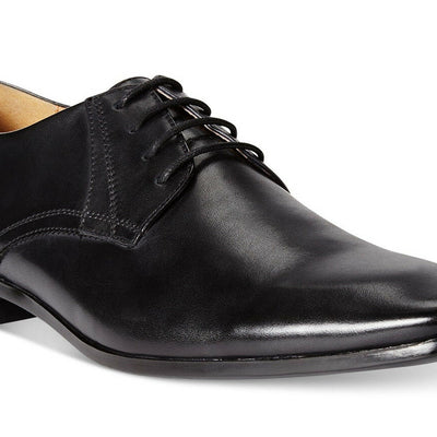 Bar III Men's Dion Plain-Toe Leather Oxfords - VendaStores