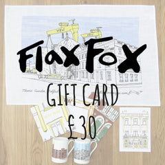 Flax Fox Gift Card