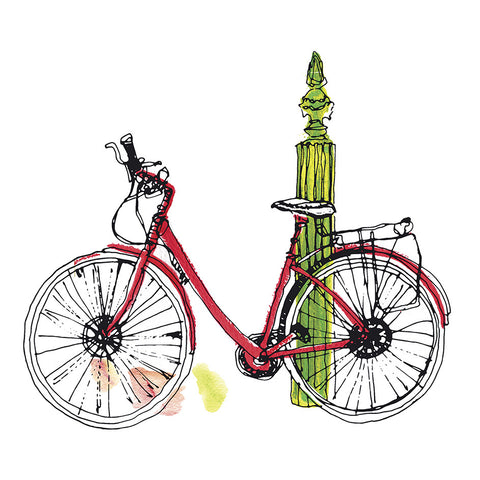 Picture of Bicycle Giclée Print