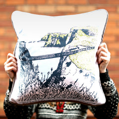 Bespoke Belfast Cushion Designs