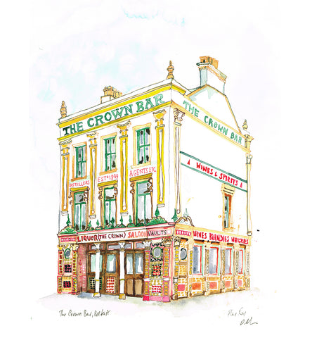 Picture of Crown Bar, Belfast