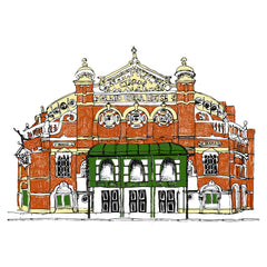 Grand Opera House Giclée Print