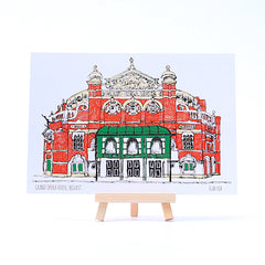 Grand Opera House Belfast Postcard