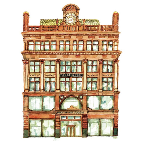 Picture of Primark Bank Building, Print