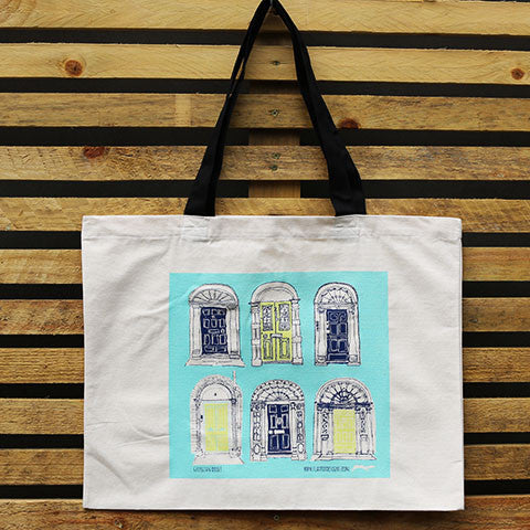 Picture of Georgian Door Tote Bag