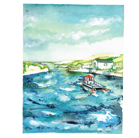 Picture of Copy of Ballintoy Harbour