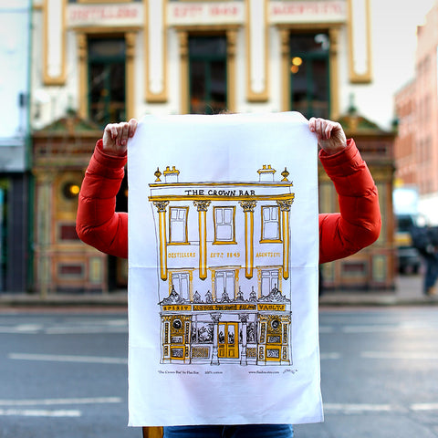Picture of Belfast Tea Towel Gift Pack