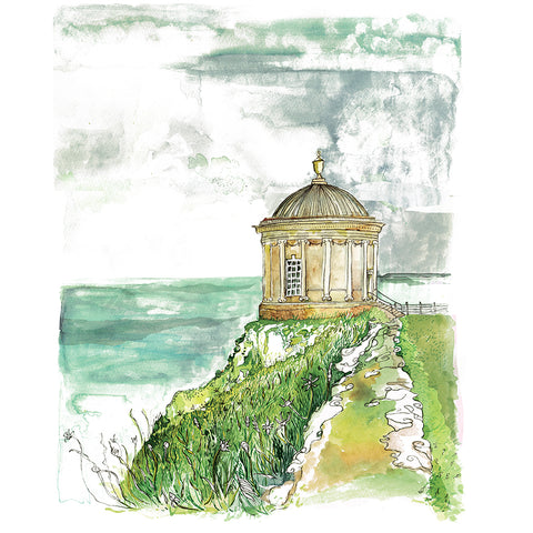 Picture of Mussenden Temple Postcard