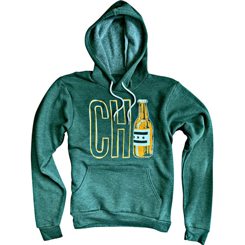 St. Patrick's Day Drink Local Hoodie