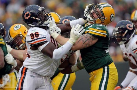 Green Bay Chicago Rivalry
