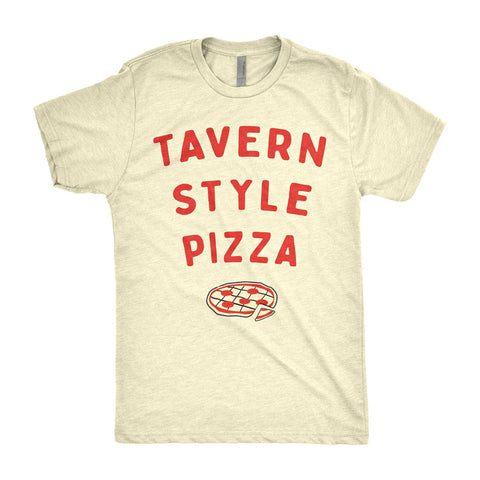 Tavern Style Pizza Shirt