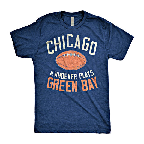 Chicago Bears Green Bay Packers Shirt