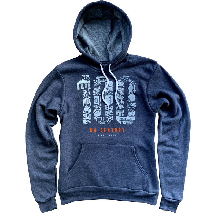 Chicago Bears 100 Sweatshirt