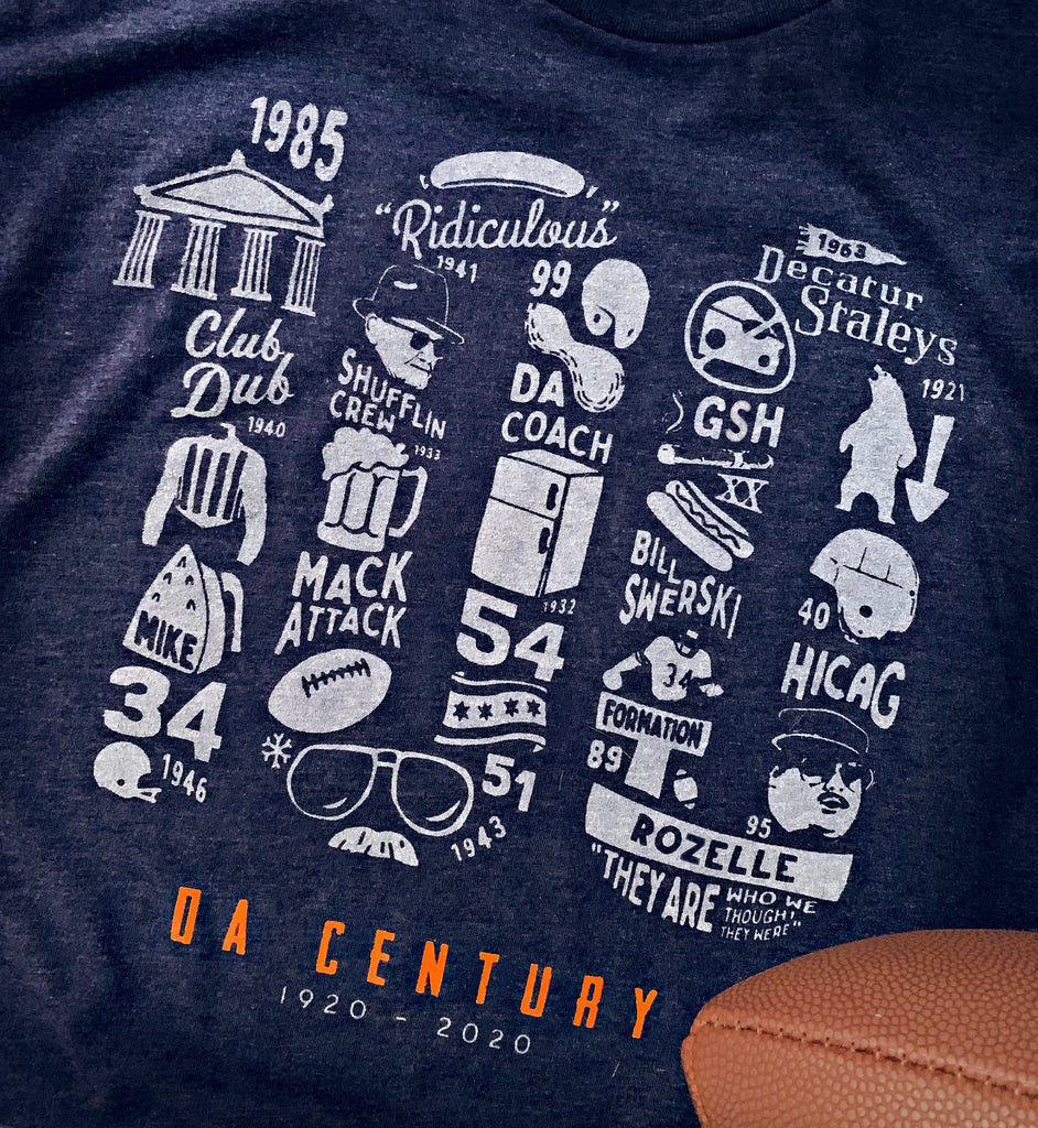 Chicago Bears Century Shirt