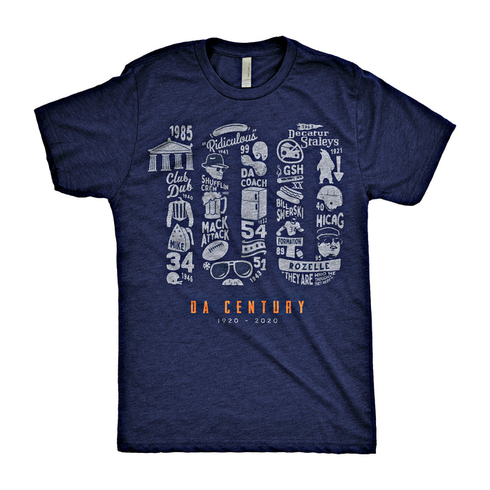 Chicago Bears 100 Years T-Shirt