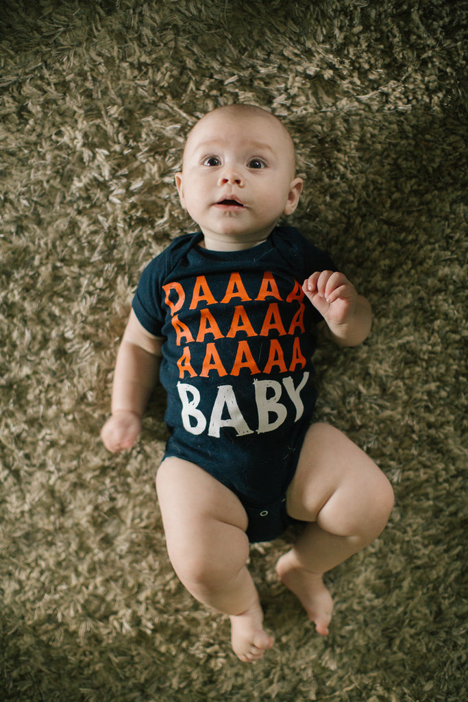 Chicago Bears Onesie