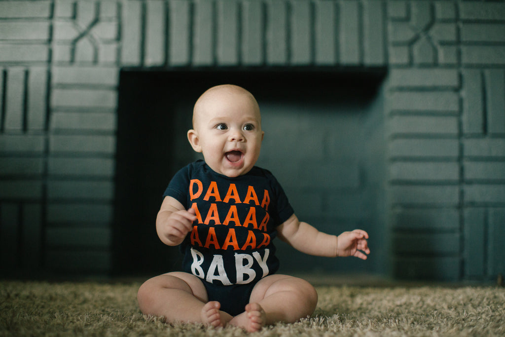 Chicago Bears Baby Onesie