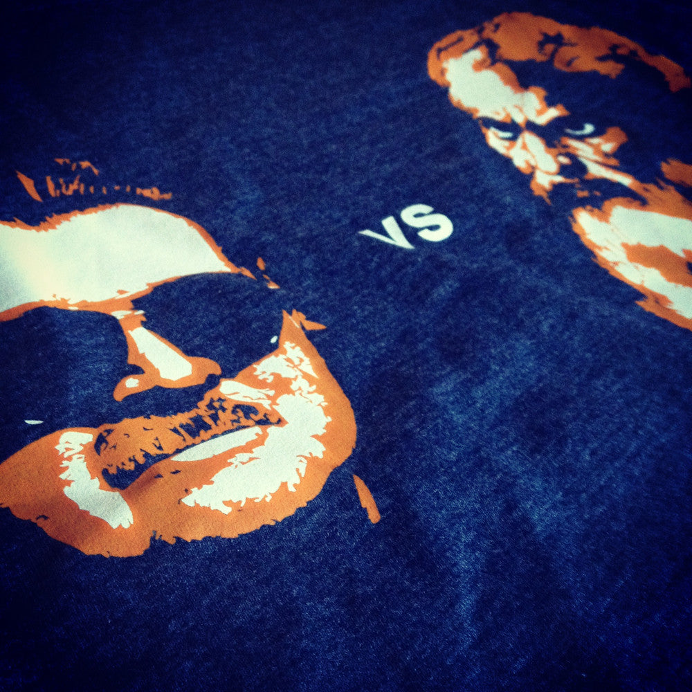 Ditka vs God T-Shirt