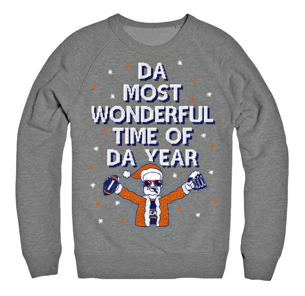 Chicago Bears Christmas Sweater - Chitown Clothing