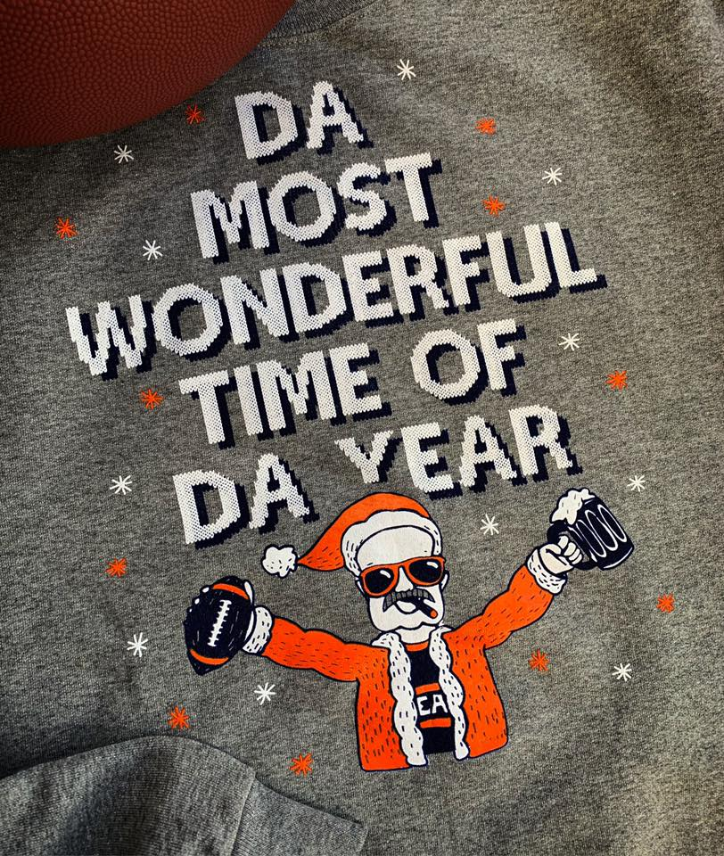 Chicago Bears Ugly Christmas Sweater