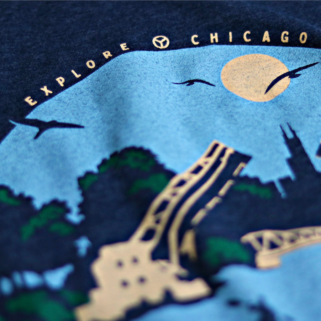 Chicago Bridges Shirt