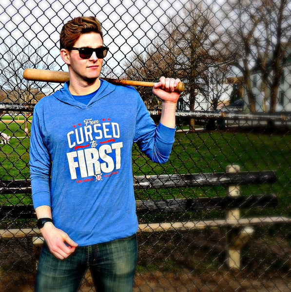 Cursed To First Hoodie Chitown Clothing